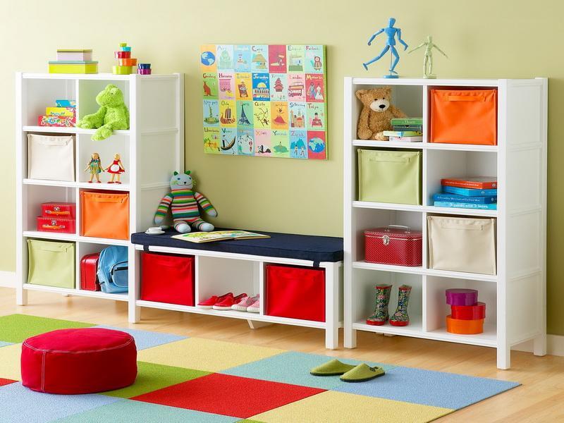 Игрушки вашего ребёнка заполонили весь дом?