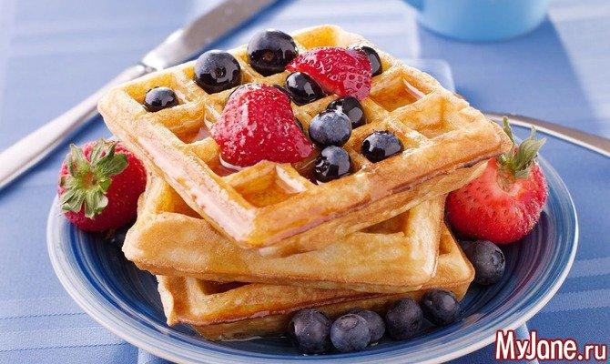 24 августа - День вафель в США