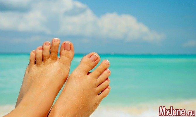 воняют ноги лечение в домашних условиях
