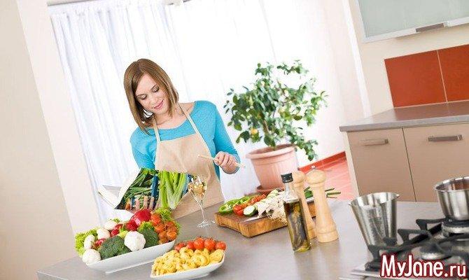 Кулинарные секреты для молодых и опытных хозяек
