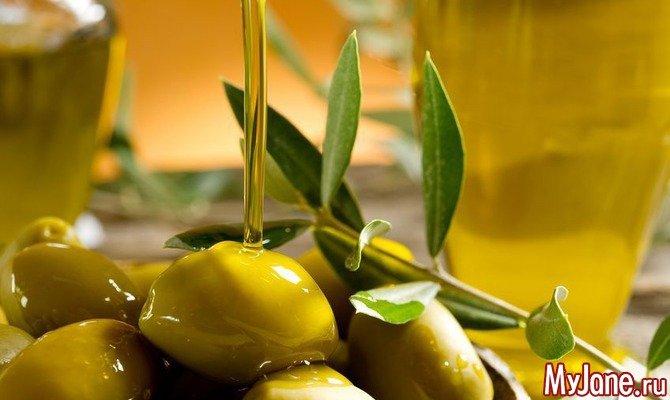 Олива и оливковое масло