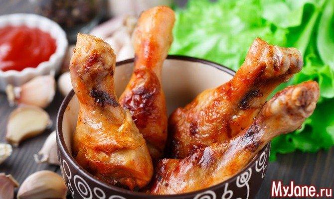 Оригинальные блюда китайской кухни. Блюда из мяса птицы