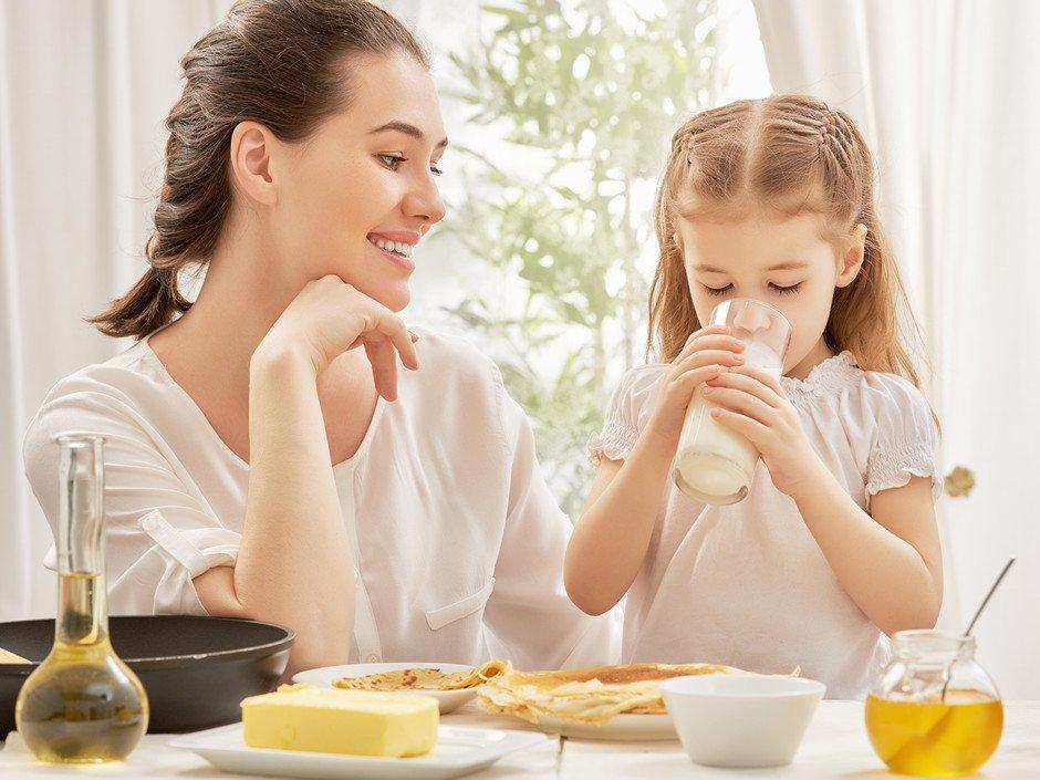 молочные продукты для похудения