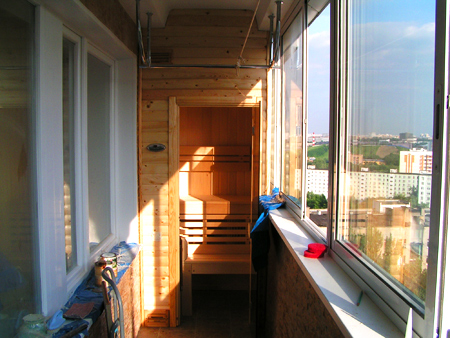 «Балконные идеи»: Варианты преобразования балкона