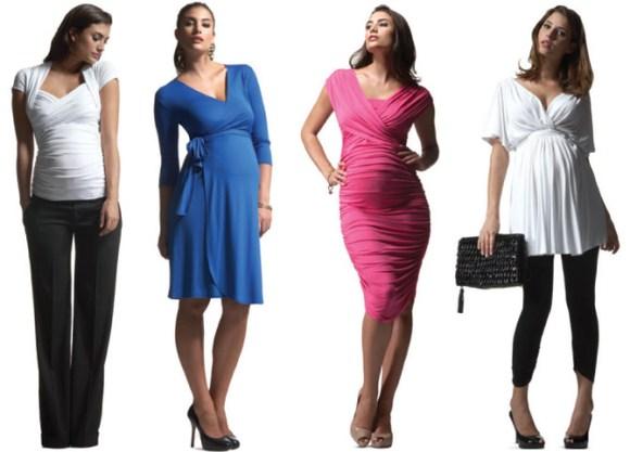 Советы беременным модницам