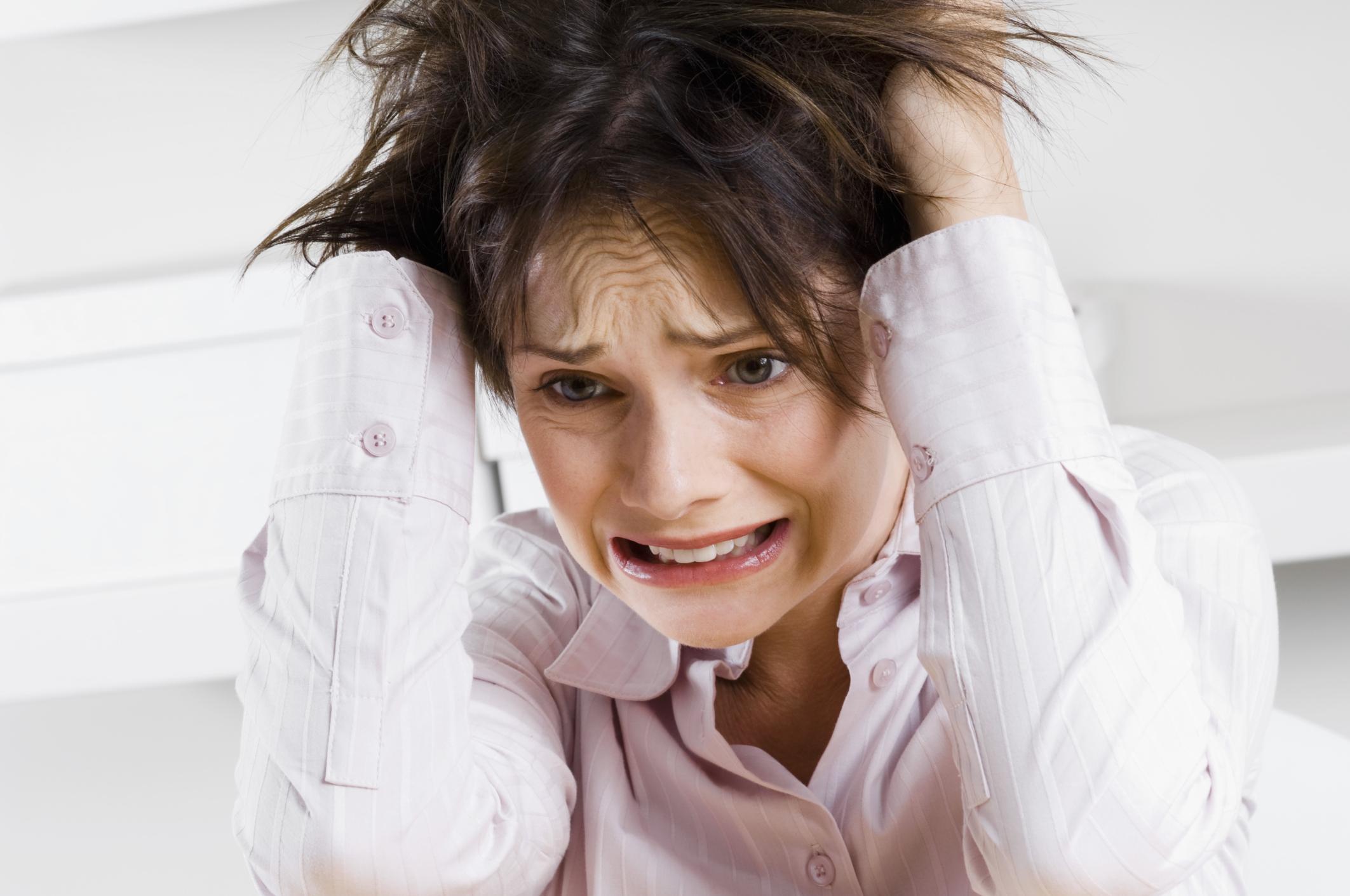 Стрессы и беременность