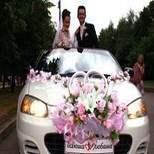 Украшаем свадебный автомобиль по традициям