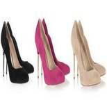 В Centro - обувь от дизайнера Натальи Водяновой