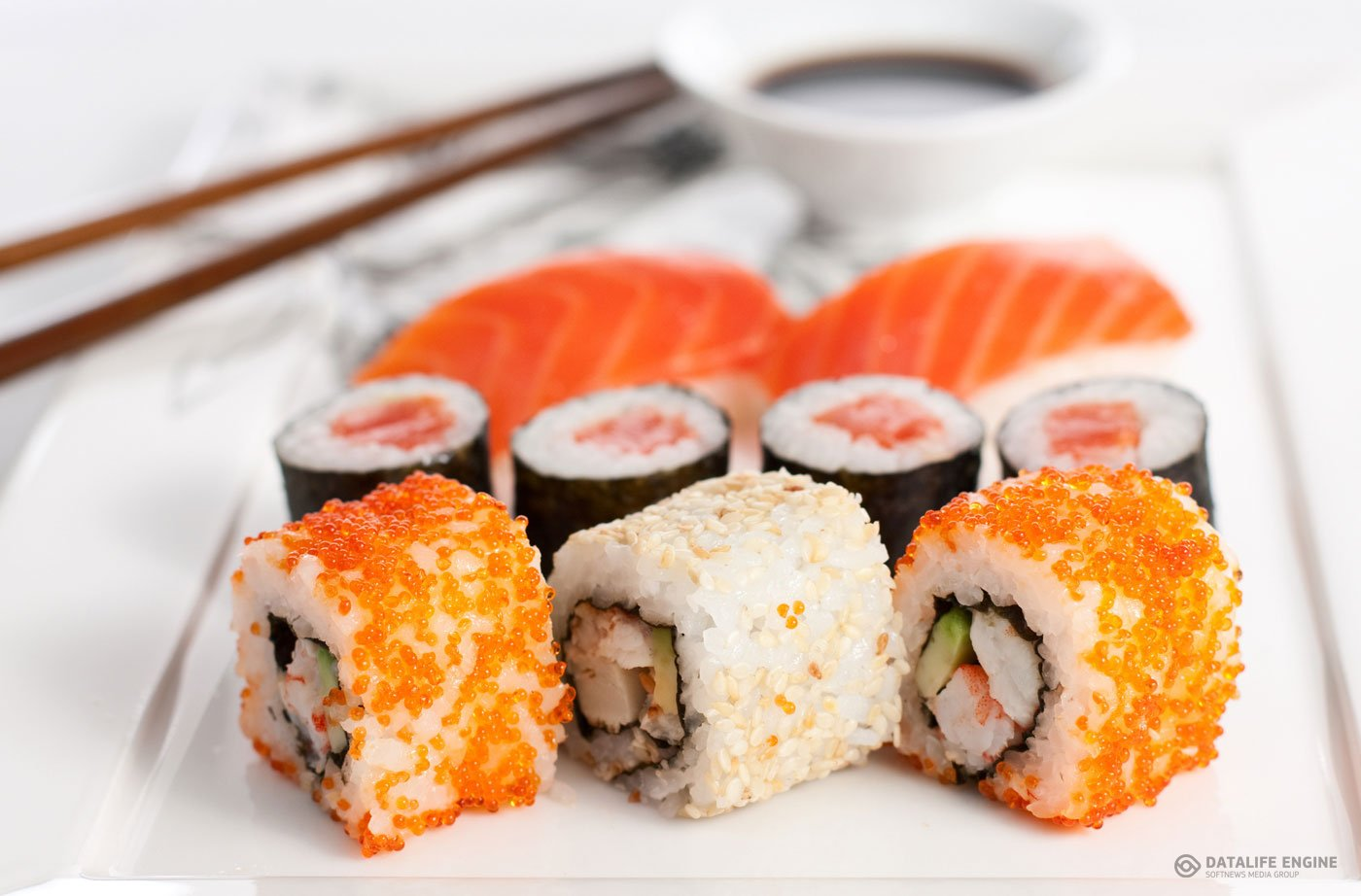 Заказ суши онлайн