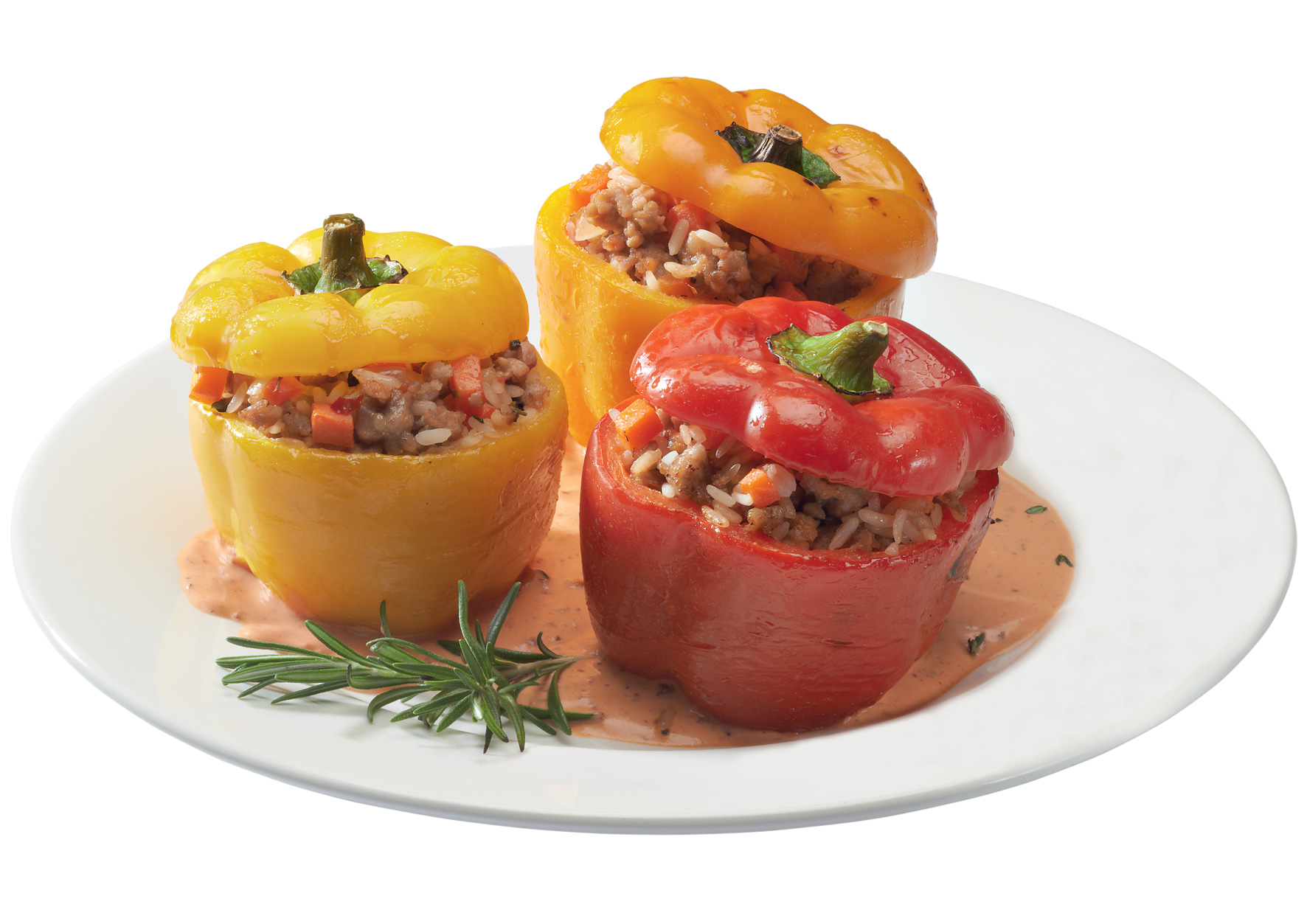 Запечённые фаршированные перцы рецепт приготовления
