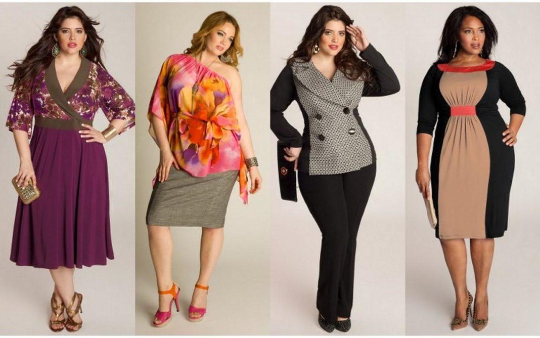 Советы стиля: как одеваться полным женщинам осенью 2017-го