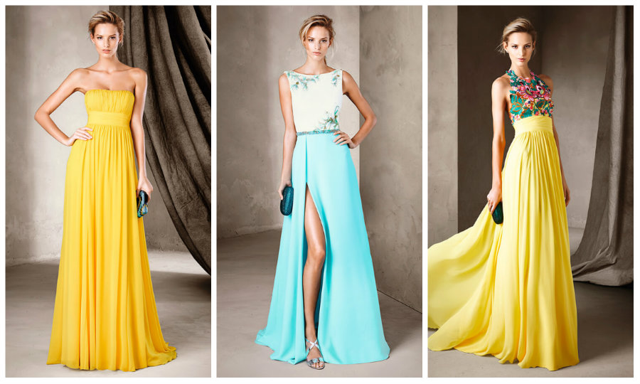 Модные платья 2018 года весна