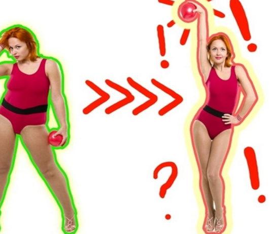 Быстрый способ похудения в домашних условиях