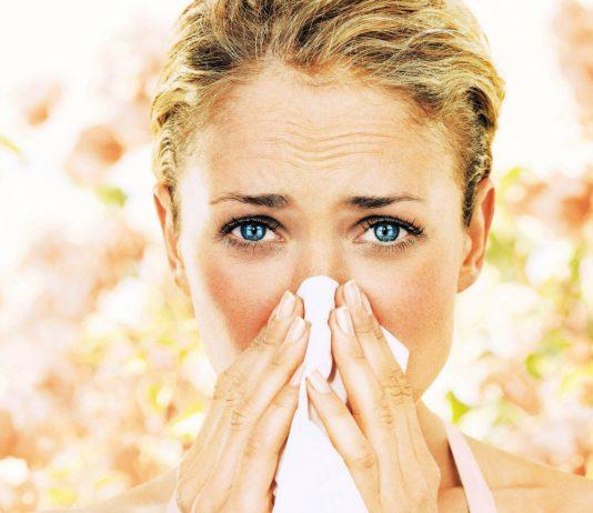 Аллергия виды проявления