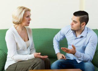 Детские обиды или почему взрослый сын перестал общаться с матерью