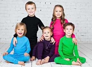 Зачем нужно детское термобелье?