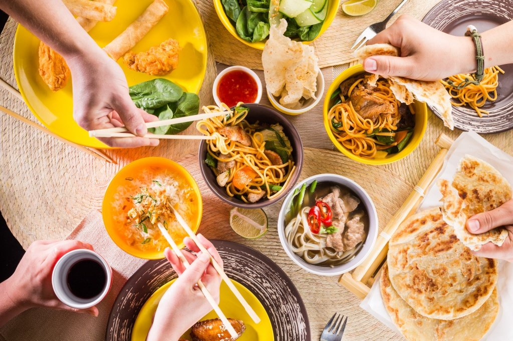 Особенности и рецепты паназиатской кухни