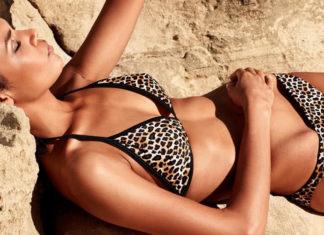 Купальники в леопардовых расцветках – всегда модны и современны!