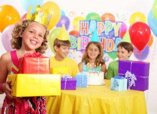 5 подарков на День Рождения ребенку