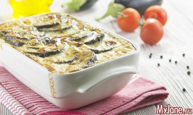 Мусака - легендарное кушанье греческой кухни
