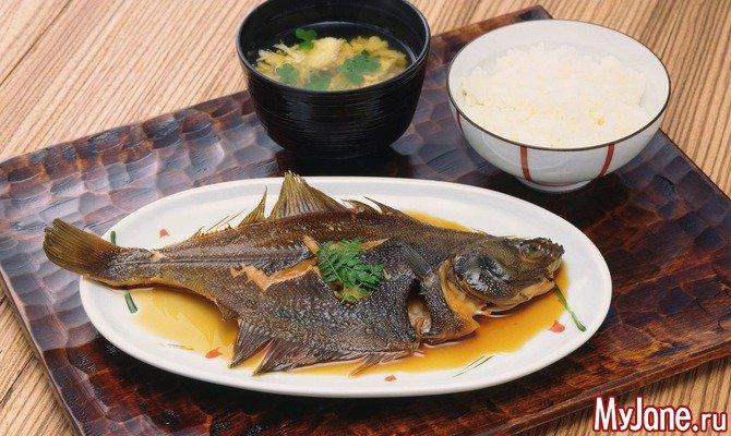 Оригинальные блюда китайской кухни. Рыба и морепродукты
