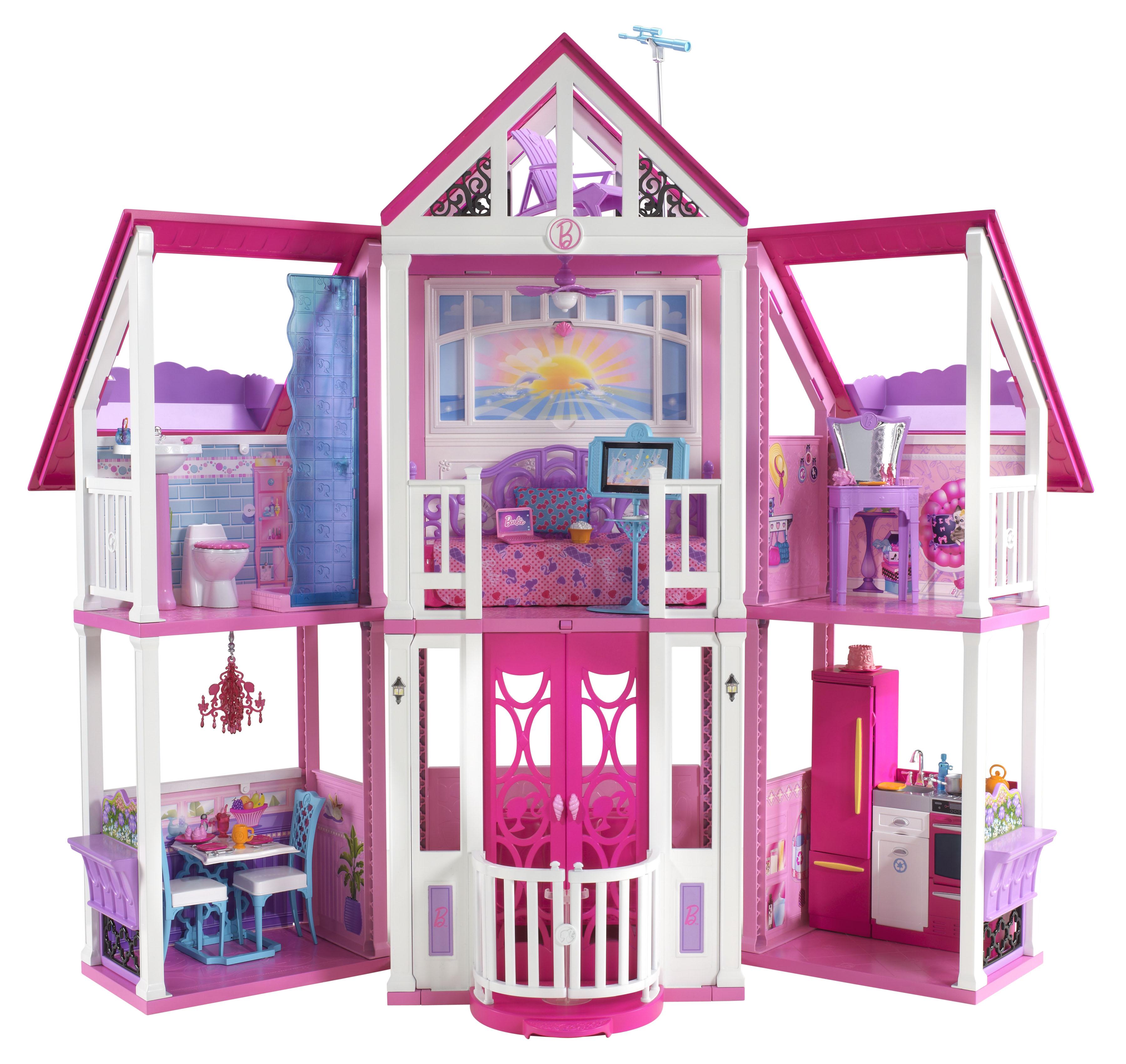 Кукольный домик – мечта всех детей