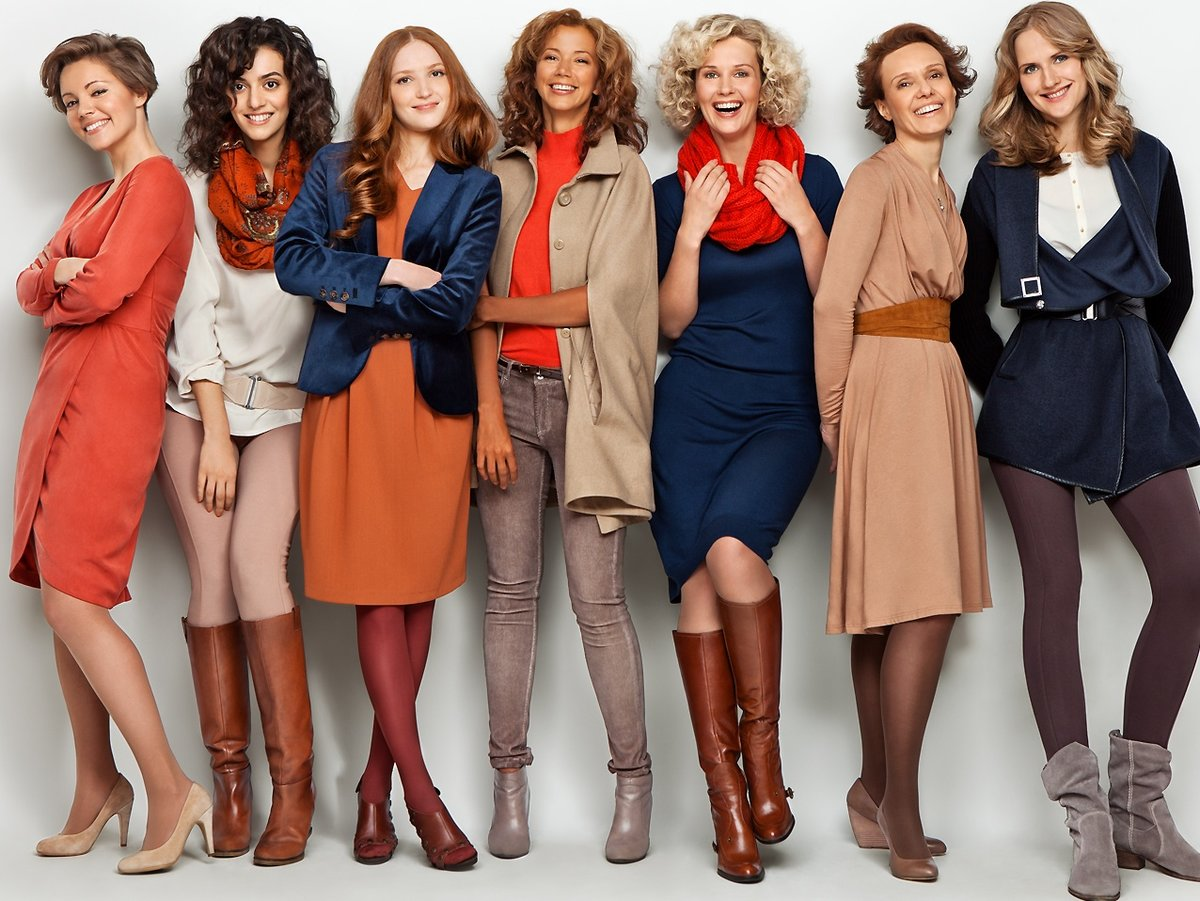 Качественная женская одежда
