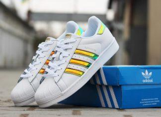 Кроссовки Адидас суперстар – лучшая обувь для занятия спортом и не только…