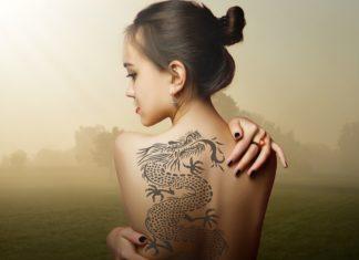 Коррекция и удаление татуировок