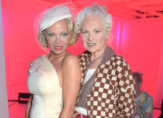 Неделя моды в Париже: Vivienne Westwood