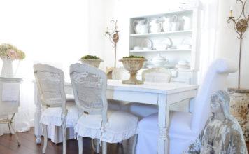 Выбор стульев и полок для кухни