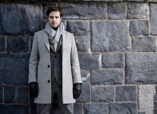 Современная мужская одежда