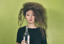 Влияние алкоголя на внешность