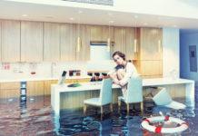 Что делать если вас затопили