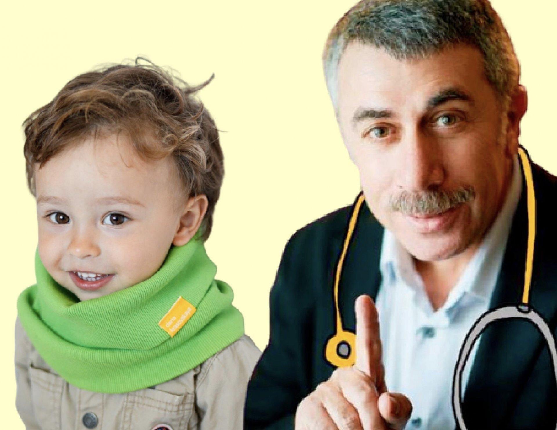 Доктор Комаровский ОРВИ у детей и как его лечить