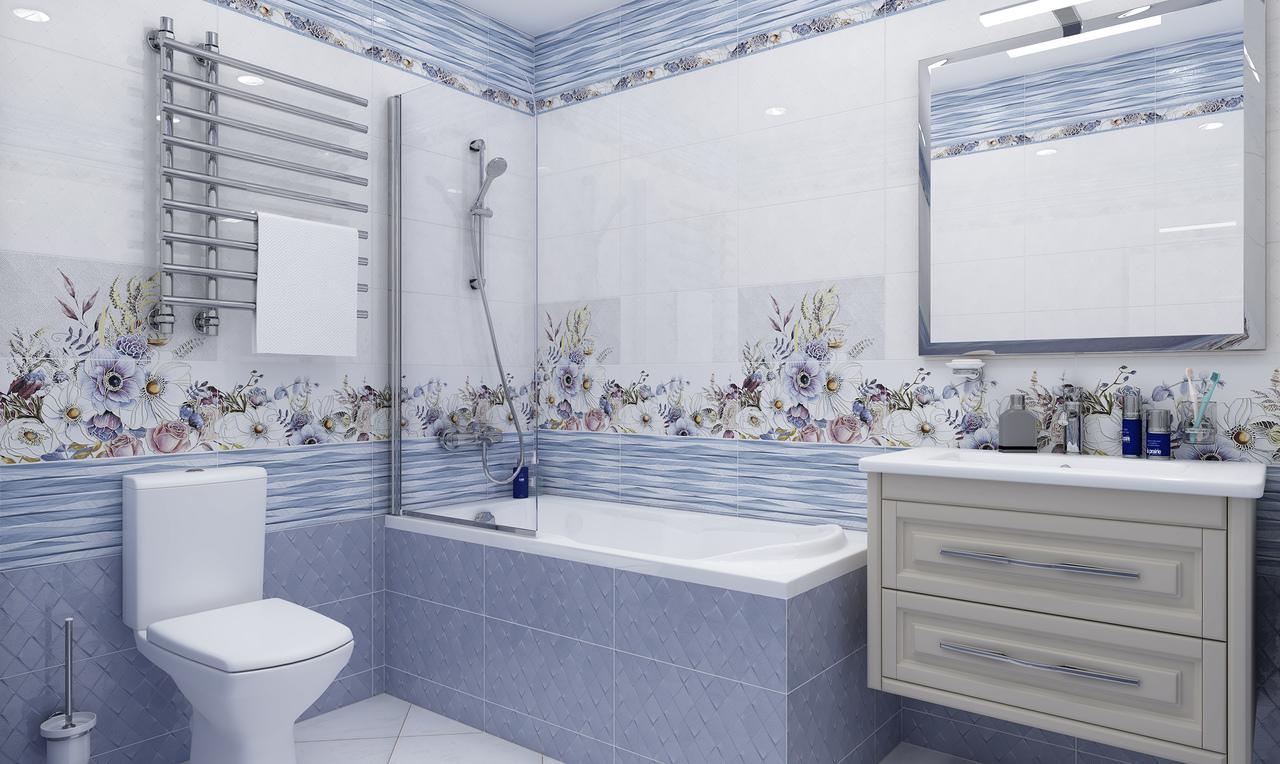 Где купить недорогую плитку в ванную?