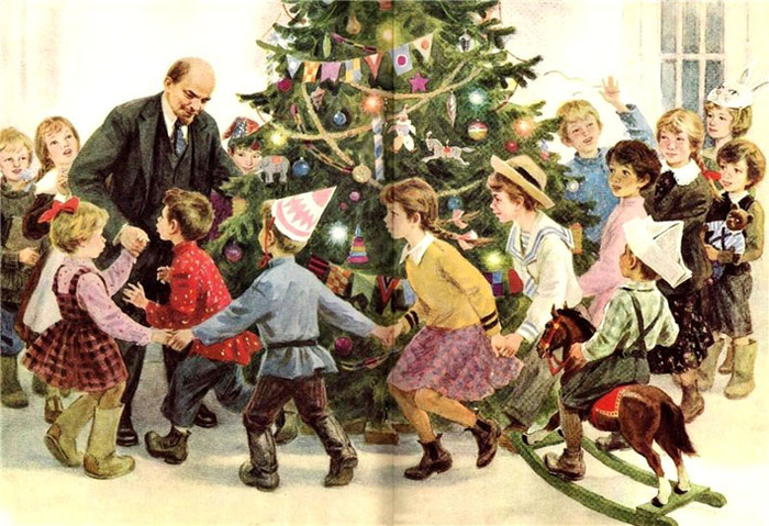 История появления новогодней ёлки