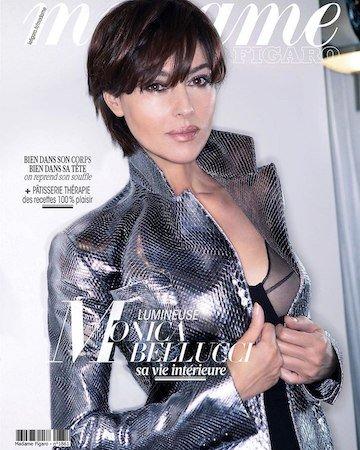 Моника Белуччи на обложке французского журнала: новое интервью про самоизоляцию